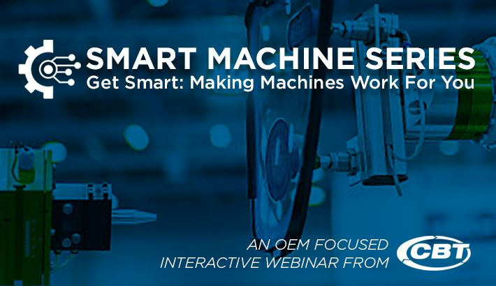 Picture for category WEBINAR - Get Smart: Making Machines Work For You